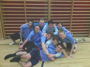 Team Dress Like your Parents Cup 2013 - Kiel