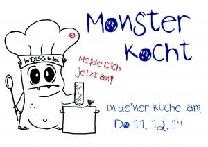 Monster kocht